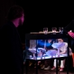 """Scena iš spektaklio """"Reikalai"""". R. Davidonio nuotr."""