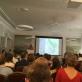 Kalnų parko sutvarkymo projekto pristatymas. A. Mickevičiaus biblioteka. M.Krikštopaitytės nuotr.