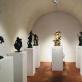 Kazio Varnelio namų-muziejaus ekspozicijos fragmentas. Autorės nuotr.