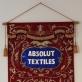 Gabija Kuzmaitė. Absolut textiles. 2000 m.