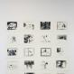 """Parodos """"Būsenos"""" ekspozicijos fragmentas, Eglės Kuckaitės darbai. A. Lekytės nuotr."""
