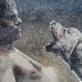 """Ievgenas Petrovas, """"Žmogus kanda šuniui"""" (2014)"""