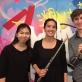 """""""Indigo"""" trio. Organizatorių nuotr."""