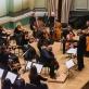 Klaipėdos kamerinis orkestras ir Normundas Šnē. M. Gineikos nuotr.