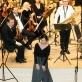 """Justė Janulytė, Arvydas Kazlauskas, Lietuvos valstybinis simfoninis orkestras """"Gaidoje"""". D. Labučio nuotr."""