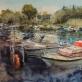 """Sergey Lysyj, """"Jachtų uostas"""""""