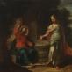 Jėzus su samariete. XIX a.