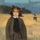 """Johann Walter (1869–1932), """"Valstiečių mergaitė"""". Apie 1904 m. Latvijos nacionalinio dailės muziejaus nuos."""