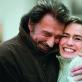 "Johnny Halliday ir Sandrine Bonnaire filme ""Niekše, tave visi myli"""
