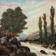 """Jonas Rimša, """"Kalnų upelis"""". 1934–1951 m."""