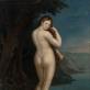 Jonas Rustemas. Veneros gimimas. XIX a. 1 dešimtmetis. Iš Ramučio Petniūno kolekcijos