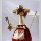 """Julija Skuratova, """"Juodoji višta"""", 2001 m."""