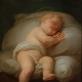 """Juozapas Peška, """"Miegantis Kūdikėlis Jėzus"""". XVIII a. pab.–XIX a. pr."""