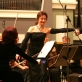 Mūza Rubackytė, Krzysztof Penderecki ir Lietuvos nacionalinis simfoninis orkestras. LNF nuotr.