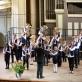 Koncerto Nacionalinėje filharmonijoje akimirka. Karlo nuotr.