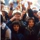 """Kadras iš Giedrės Žickytės filmo """"Kaip mes žaidėme revoliuciją"""""""