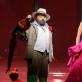 """Scena iš operetės """"Kandidas"""". M. Aleksos nuotr."""