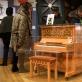 """""""Kasablankos"""" pianinas aukcione"""