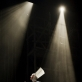 "Scena iš spektaklio ""Katedra"". D. Matvejevo nuotr."