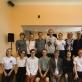 """""""Kaunas Piano Fest"""" meistriškumo kursų dalyviai. M. Meilučio nuotr."""