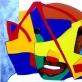 """Kęstučio Grigaliūno edukacinė paroda """"Žaidimų galerija: viešnagė pas laureatus"""""""