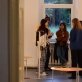 """Onos Juciūtės ir Viktorijos Damerell parodos """"Kittens"""" atidarymas, 2019, Kintai Arts rezidencija"""