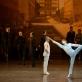 """Kipras Chlebinskas balete """"Romeo ir Džuljeta"""". M. Aleksos nuotr."""