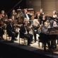 Daumantas Kirilauskas ir Lietuvos valstybinis simfoninis orkestras. E. Stakėno nuotr.