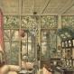 Vasilij Sadovnikov. Verkių rūmų darbo kambarys. 1848 m.