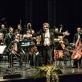 Klaipėdos valstybinio muzikinio teatro orkestras, dirigentas Tomas Ambrozaitis. O. Kasabovos nuotr.