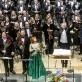 """Koncerto """"Gurre-Lieder"""" atlikėjai ir solistai. D. Matvejevo nuotr."""