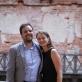 Koncertų organizatoriai Evelina ir Algirdas Sochai. D.Buinickaitės nuotr.