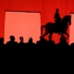 "Scena iš spektaklio ""Kornetas"". M. Aleksos nuotr."