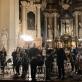 Lietuvos kamerinis orkestras, Arvydas Malcys, Tadas Motiečius ir Vilmantas Kaliūnas. Nuotrauka iš asmeninio archyvo