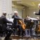 David Geringas, Lietuvos nacionalinis simfoninis orkestras ir Jurijus Serovas. D. Matvejevo nuotr.