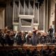 Julija Ivanovaitė, Karolis Variakojis ir Lietuvos nacionalinis simfoninis orkestras. K. Sarkausko nuotr.