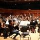 LNSO repeticija Katovicų koncertų salėje. Nuotrauka iš LNF archyvo