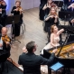 Lietuvos nacionalinis simfoninis orkestras, Mūza Rubackytė ir Modestas Pitrėnas. D. Matvejevo nuotr.