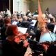 Lietuvos nacionalins simfoninis orkestas, diriguojamas Modesto Pitrėno. D. Matvejevo nuotr.