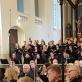 """Choras """"Vilnius"""" ir  Lietuvos nacionalinis simfoninis orkestras. Organizatorių nuotr."""