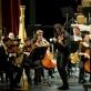 Leonidas Kavakosas, Danielis Hardingas ir Londono simfoninis orkestras. M. Aleksos nuotr.