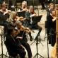 Joana Daunytė ir Lietuvos valstybinis simfoninis orkestras. D. Labučio nuotr.
