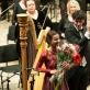 Joana Daunytė, Ričardas Šumila ir Lietuvos valstybinis simfoninis orkestras. D. Labučio nuotr.