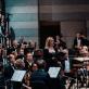 Justina Gringytė,  Gintaras Rinkevičius ir Lietuvos valstybinis simfoninis orkestras. G. Jauniškio nuotr.