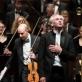 Gintaras Rinkevičius ir Lietuvos valstybinis simfoninis orkestras. A. Požarskio nuotr.