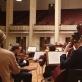 Lietuvos valstybinio simfoninio orkestro repeticijaTiubingene