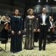 Irena Bespalovaitė, Jovita Vaškevičiūtė, Edgaras Montvidas, Michailas Kazakovas ir Valstybinis simfoninis orkestras. V. Ščiavinsko nuotr.