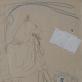 """Arvydo Šaltenio piešinių paroda """"Paišau kaip gyvenu""""."""