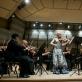 Eva Bindere, Andris Poga, Latvijos nacionalinis simfoninis orkestras. J. Stacevičiaus nuotr.