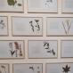 """Laura Garbštienė. Instaliacijos """"Laikinas meno fondas"""" fragmentas. 2012 m. J. Lapienio nuotr"""